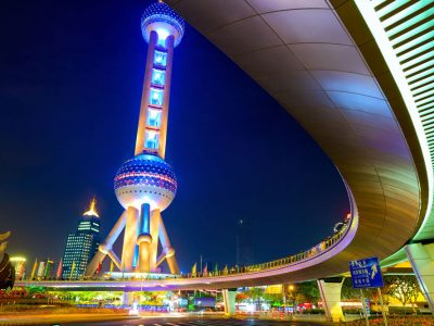 City in Asia