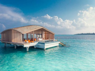 Caribbean romantic vacation destination