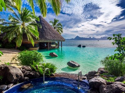 South Pacific vacation destination