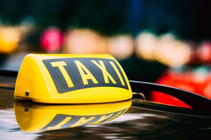 Taxi and transportation advice